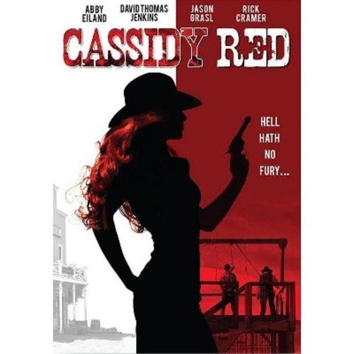 Cassidy Red (DVD)