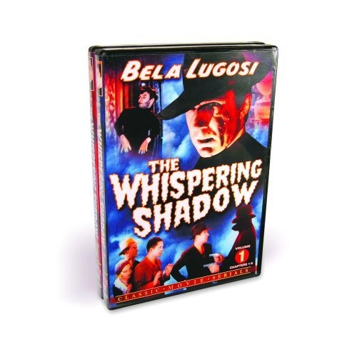 Whispering Shadow: Volumes 1-2