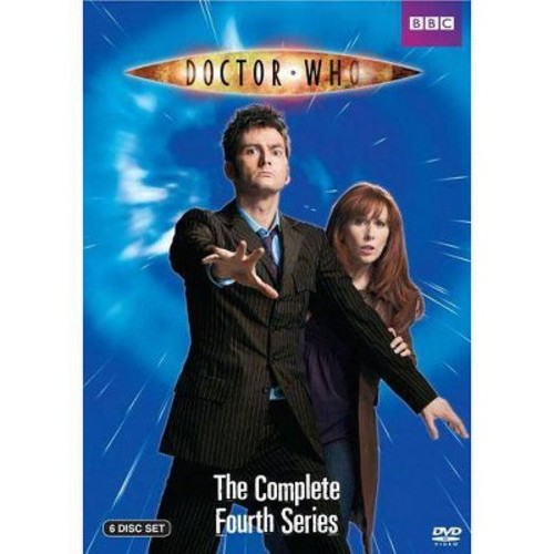 Doctor Who: The Complete Fourth Season [6 Discs]