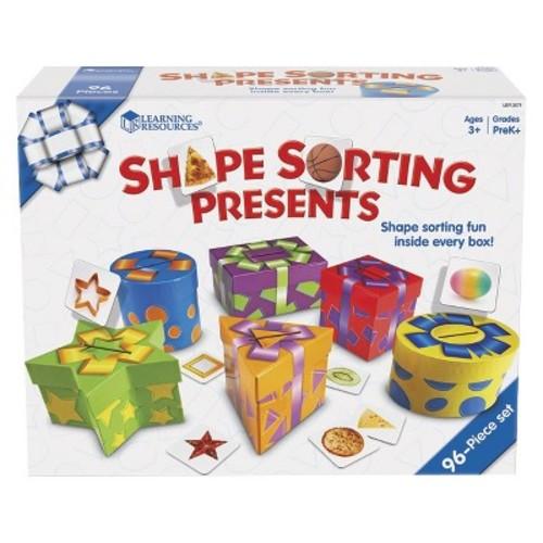 Shape Sorting Presents