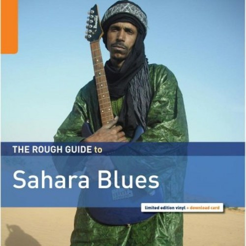 Various - Rough Guide To Sahara Blues (Vinyl)