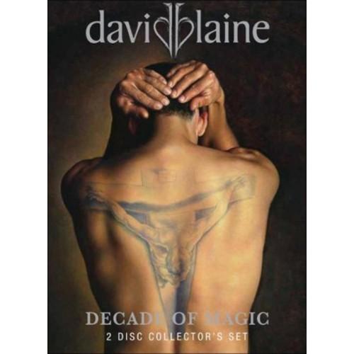 David Blaine: Decade of Magic [2 Discs] [DVD]
