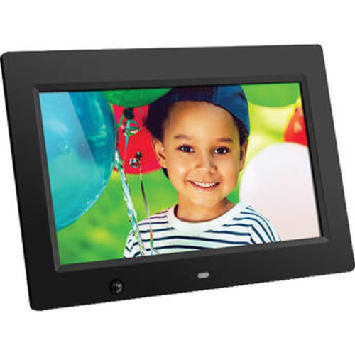 Aluratek ADMSF310F 10-Inch Digital Photo Frame with Energy Efficient Motion Sensor 4GB Built in Memory