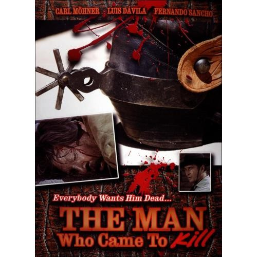 The Man Who Came to Kill [DVD] [1965]