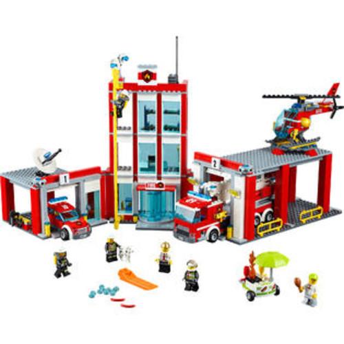 LEGO City Fire Station (60110)