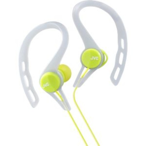 JVC Sport Inner Ear Clips Headphones - Green