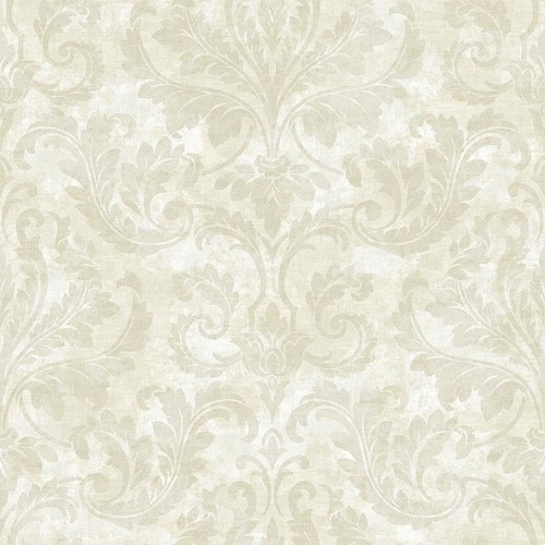 Brewster Autumn Breeze Lavender Faux Grasscloth Wallpaper