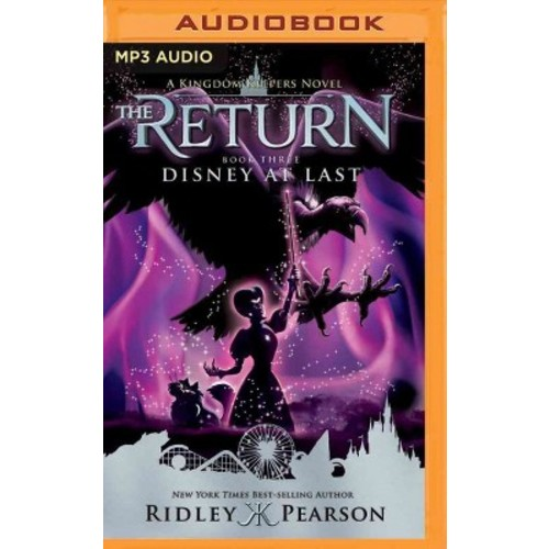 Disney at Last (MP3-CD) (Ridley Pearson)