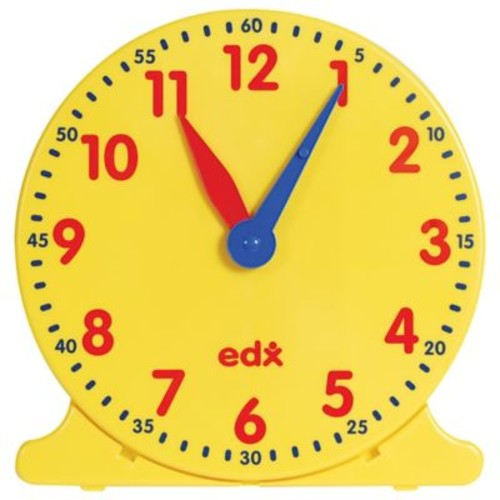 Learning Advantage Geared Demonstration Clock (CTU25822)