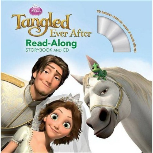 Tangled Ever After (Mixed media product) by Lara Bergen