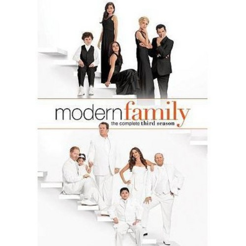 Modern Family: The Complete Third Season (3 Discs) (Widescreen)