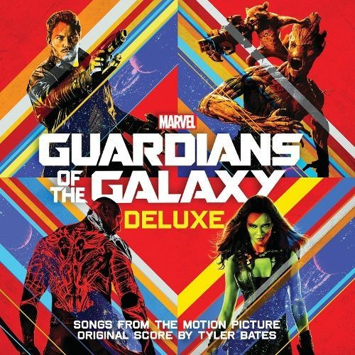 Guardians of the Galaxy [Original Motion Picture Soundtrack] [CD]