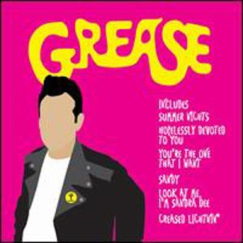 Grease [Signature] By Various Artists (Audio CD)