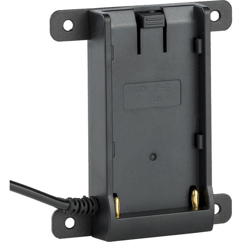 Sony L-Series Battey Plate with Coax Connector for VL7e Monitor