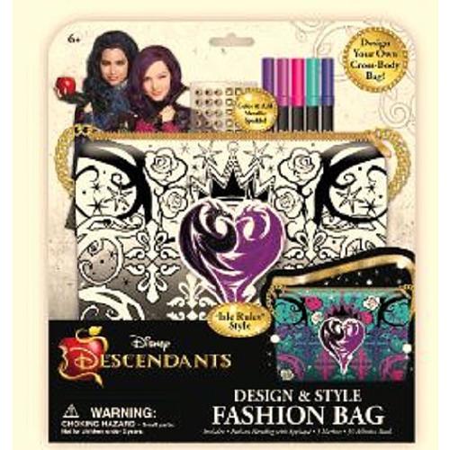 Disney Descendants Design & Style Fashion Bag - Isles Rules