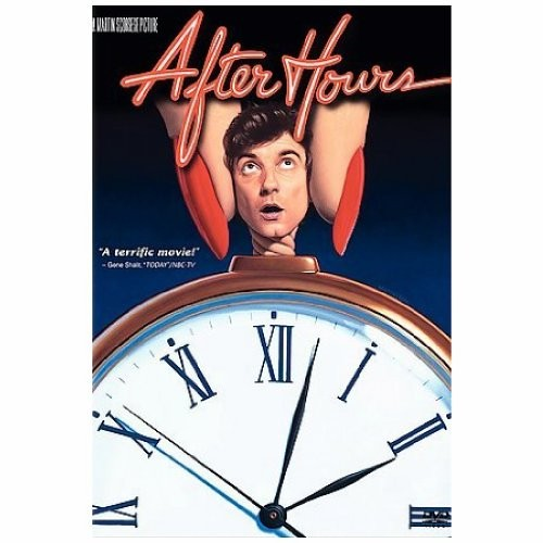 AFTER HOURS SCORSESE (DVD/ENG-FR-SP-SUB)