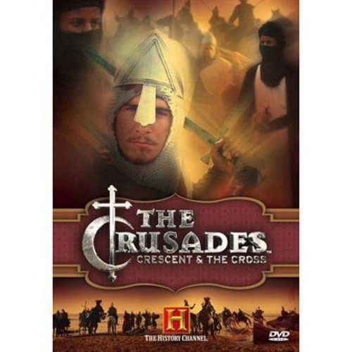 The Crusades Crescent & the Cross (DVD)