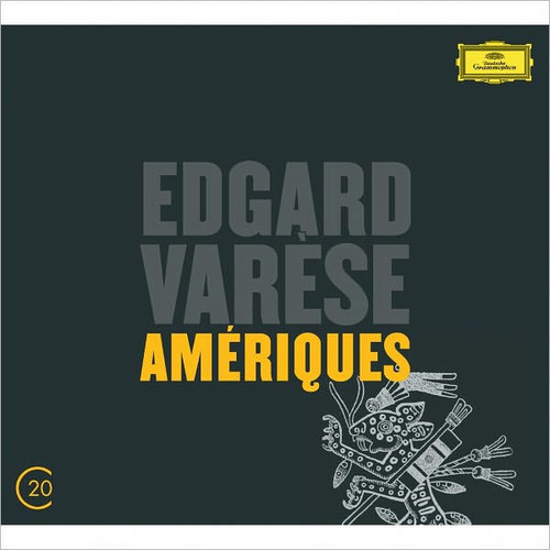 Edgard Varse: Amriques