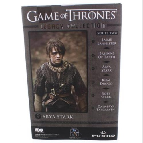 Funko Legacy Collection 6 inch Action Figure: Game of Thrones - Arya Stark