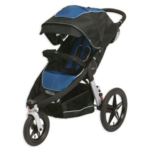 Graco Relay Click Connect Stroller in Jaguar