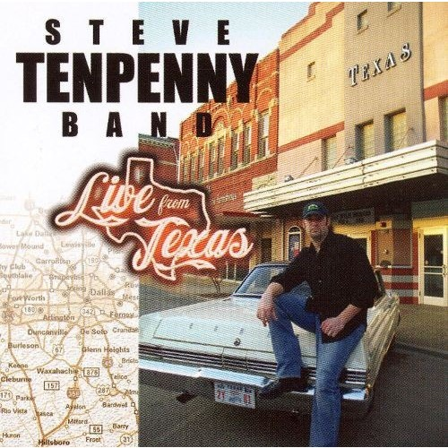 Live from Texas [CD]