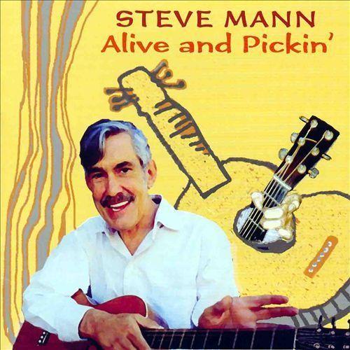 Alive & Pickin' [CD]