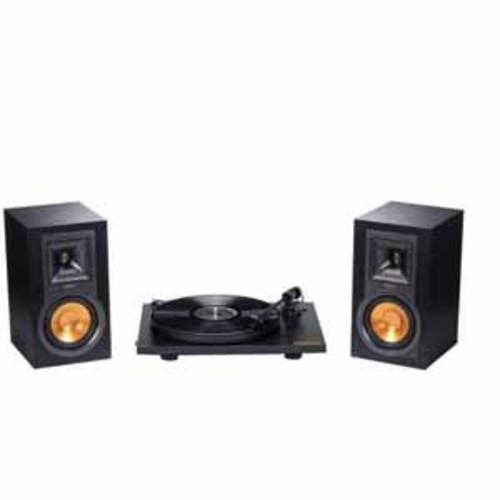 Klipsch Turntable Speaker Bundle