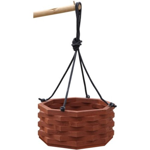 Convenience Concepts Planters and Potts Deluxe Hanging Planter