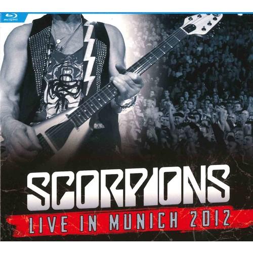 Live In Munich 2012 (Blu-ray Disc)