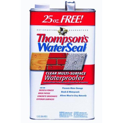 Thompson's WaterSeal Thompsons WaterSeal VOC MultiSurface Waterproofing Sealer - 24111