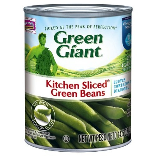 Green Giant Kitchen Sliced Green Beans 14.5 oz