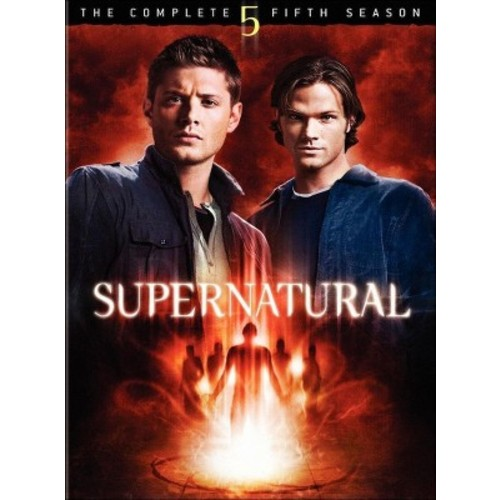 Supernatural: The Complete Fifth Season [6 Discs] [DVD]
