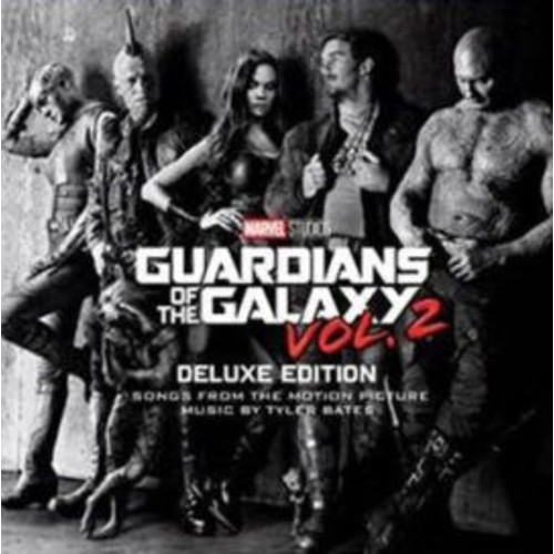 Guardians of the Galaxy, Vol. 2 [Score] [Original Motion Picture Soundtrack] [Red Vinyl]