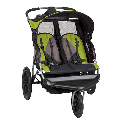 Baby Trend Expedition EX Double Jogger - Wasabi