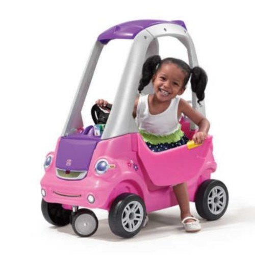 Step2 Easy Turn Powered Ride-On Car