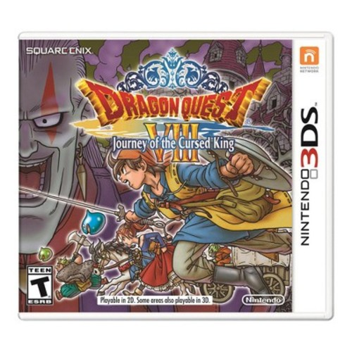 Nintendo Dragon Quest VIII: Journey of the Cursed King 3DS - Email Delivery
