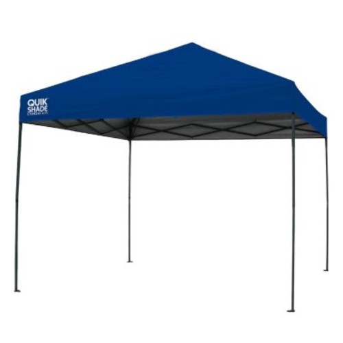 Quik Shade Expedition 100 Team Colors 10 ft. x 10 ft. Royal Blue Instant Canopy