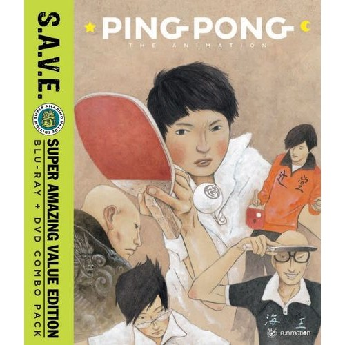 Ping Pong: The Complete Series [S.A.V.E.] [Blu-ray]