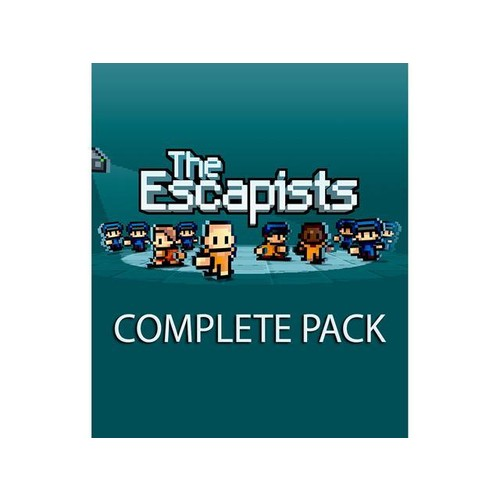 The Escapists: Complete Pack [Online Game Code]