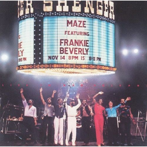 Live In New Orleans (Live) CD (1988)