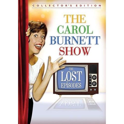 The Carol Burnett Show: The Lost Episodes [6 Discs] [DVD]