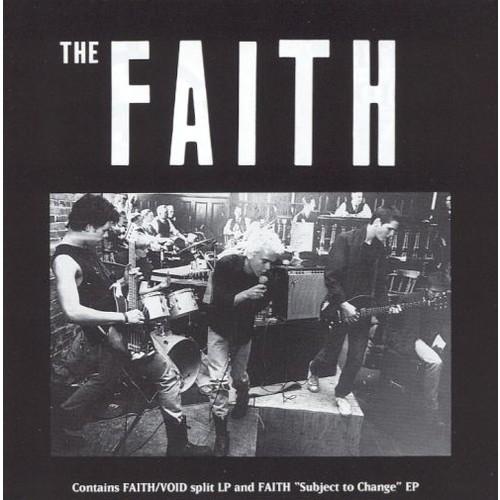 The Faith/Void [Split] [CD]