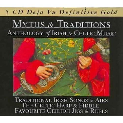Myths & Traditions: Irish & Celtic Music [CD]