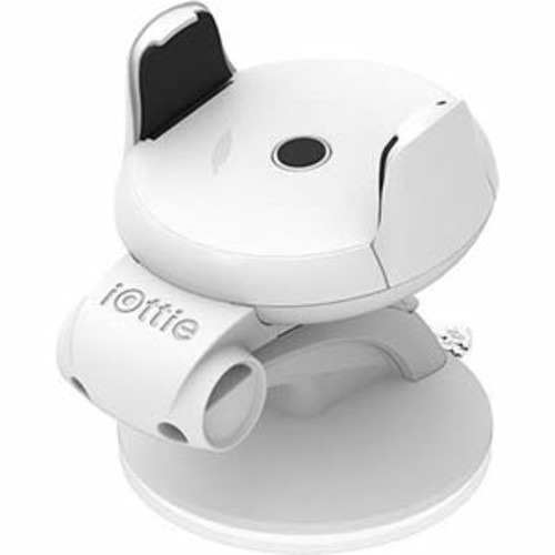iOttie Universal Easy Flex 3 Car Mount / Desk Stand - White