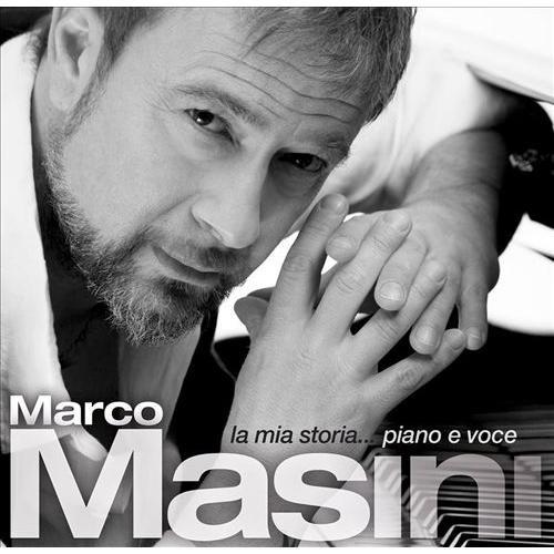 La Mia Storia...Piano e Voce [CD]