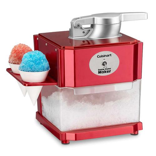 Cuisinart Snow Cone Maker - Red (scm-10)