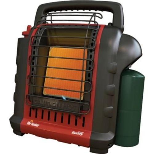 Enerco Mr. Heater MH9BX Portable Buddy Heater, 4000 Btu/h - 9000 Btu/h