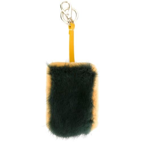 ANYA HINDMARCH Textured Keyring