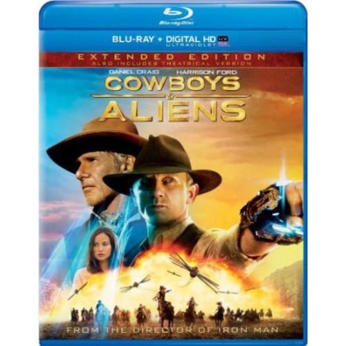 Cowboys & Aliens (Blu-ray + Digital Copy)