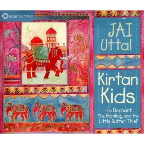 Kirtan Kids [CD]